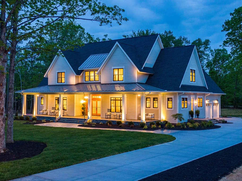House Plan With Curb Appeal