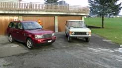 Suffix A Range Rover 1972