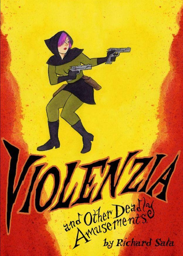 ViolenziaCover