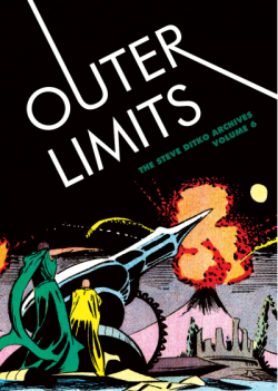 Ditko-vol6-OUTER-LIMITS-COVER