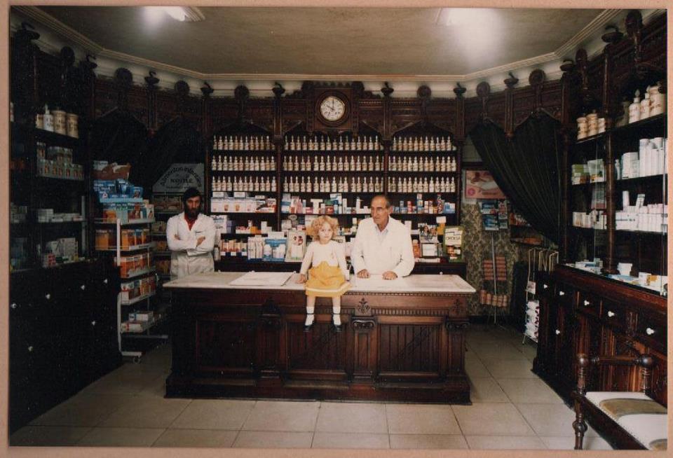 Inicios en la farmacia