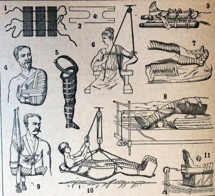 Ortopedia - Por Biblioteca General Antonio Machado