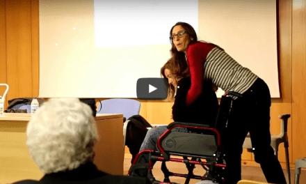 Charla: Consejos y trucos para mover con facilidad a una persona con movilidad reducida