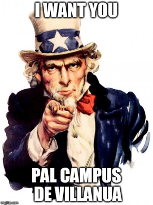 I want you pal campus