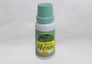 óleo essenciais de menta