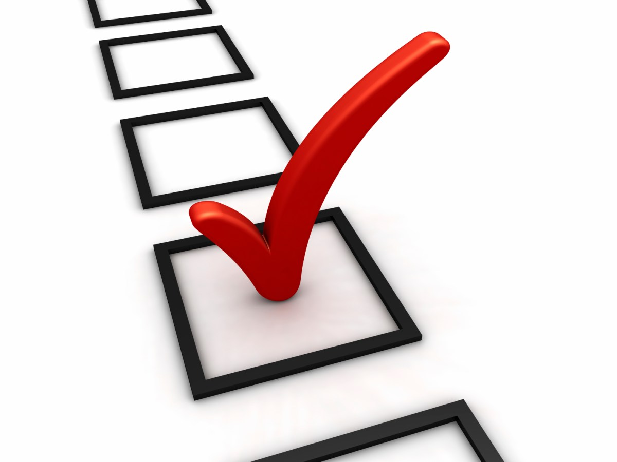 Survey Tick