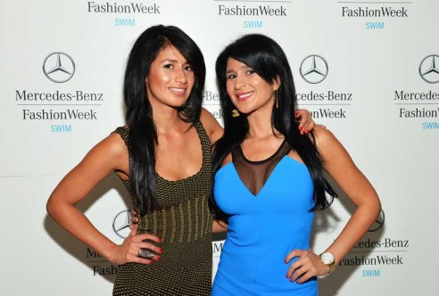 Mercedes-Benz Fashion Week Swim 2014 Official Coverage - Day 3