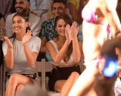 TRESemme at Beach Bunny - Mercedes-Benz Fashion Week Swim 2014 - Front Row