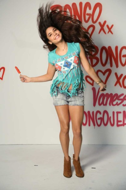 Vanessa Hudgens for Bongo (12)