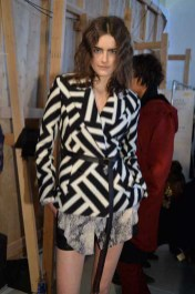 Tracy Reese F14 backstage (1)