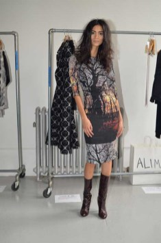 Tracy Reese F14 backstage (10)