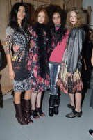 Tracy Reese F14 backstage (20)
