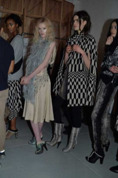 Tracy Reese F14 backstage (41)