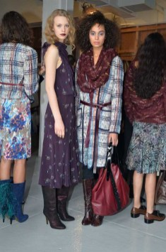 Tracy Reese F14 backstage (6)
