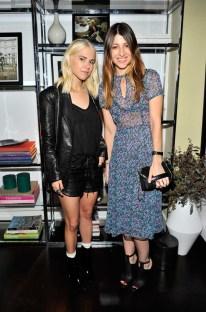 Courtney Trop and Lauren Alexander