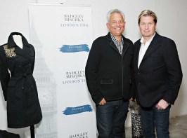 Chrissy Teigen Hosts London Fog Designer Collection Celebration With Mark Badgley, James Mischka, Chris Benz And Cynthia Rowley