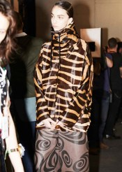 Acne F14 Backstage (2)