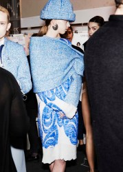 Acne F14 Backstage (9)