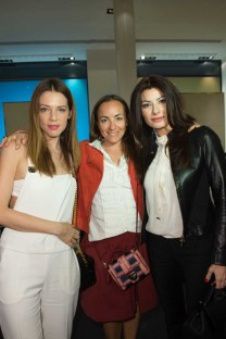 Gaia Trussardi;Camila Raznovich;Ilaria D'Amico