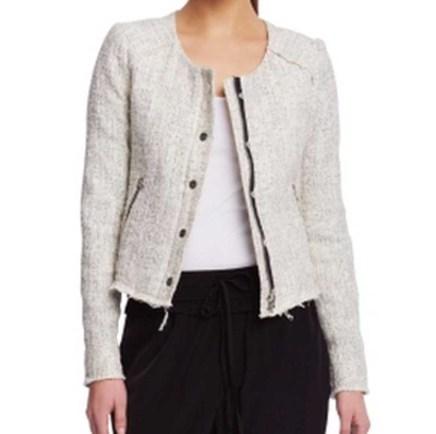 Amber Tweed Jacket
