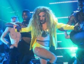 Lady Gaga performs at Roseland Ballroom, NYC