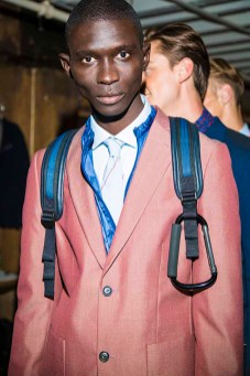PerryEllis_SS15_Backstage_Model7