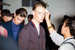 PerryEllis_SS15_Backstage_Model9