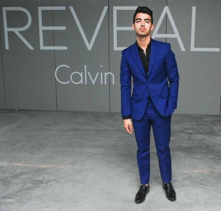 REVEAL CALVIN KLEIN Launch Event