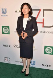 South Korean politician Na Kyung-won