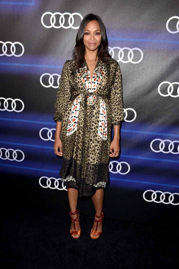 Audi Emmy Week Celebration - Arrivals