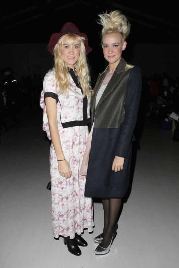 Francesca Liberatore - Front Row - Mercedes-Benz Fashion Week Fall 2015
