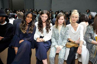 Kelly Rowland Lorde Christine & The Queens & Aymeline Valade