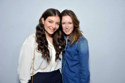 Lorde & Clare Waight Keller