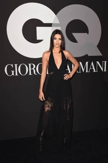 Kendall Jenner in Elie Saab