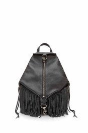 Rebecca Minkoff Julian Backpack with Fringe