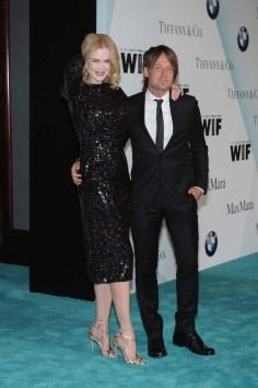 Nicole Kidman;Keith Urban