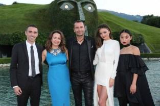 Swarovski New Collection Launch With Miranda Kerr