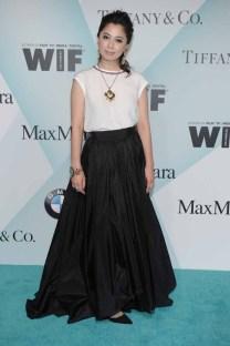Ayako Fujitani in Max Mara