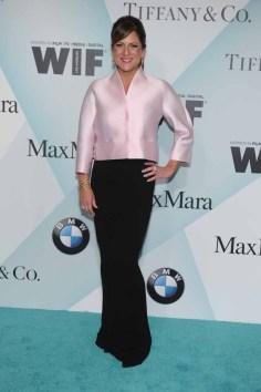 Cathy Shulman in Max Mara