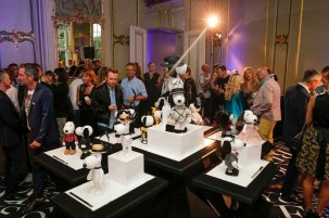 BERLIN, GERMANY - JULY 08: Overview at the Snoopy & Belle Vernissage at Mercedes-Benz Fashion Week Berlin Spring/Summer 2016 at Ermelerhaus on July 08, 2015 in Berlin, Germany. (Photo by Franziska Krug/Getty Images for SBIFBERLIN)