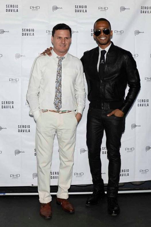 SergioDavila and Eric West