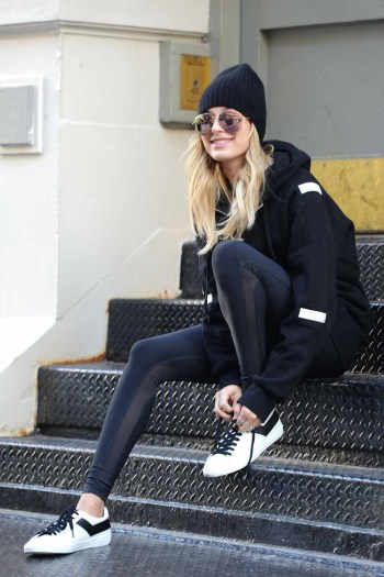 - New York, NY - 12/10/2015 - Hailey Baldwin was seen rocking a pair of PONY topstar sneakers in New York City -PICTURED: Hailey Baldwin -PHOTO by: Michael Simon/startraksphoto.com -MS299480 Editorial - Rights Managed Image - Please contact www.startraksphoto.com for licensing fee Startraks Photo Startraks Photo New York, NY For licensing please call 212-414-9464 or email sales@startraksphoto.com Image may not be published in any way that is or might be deemed defamatory, libelous, pornographic, or obscene. Please consult our sales department for any clarification or question you may have Startraks Photo reserves the right to pursue unauthorized users of this image. If you violate our intellectual property you may be liable for actual damages, loss of income, and profits you derive from the use of this image, and where appropriate, the cost of collection and/or statutory damages.