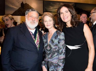 Bruce Weber, Charlotte Rampling, Roberta Armani