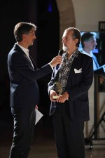 Premiazione Giovanni Gastel