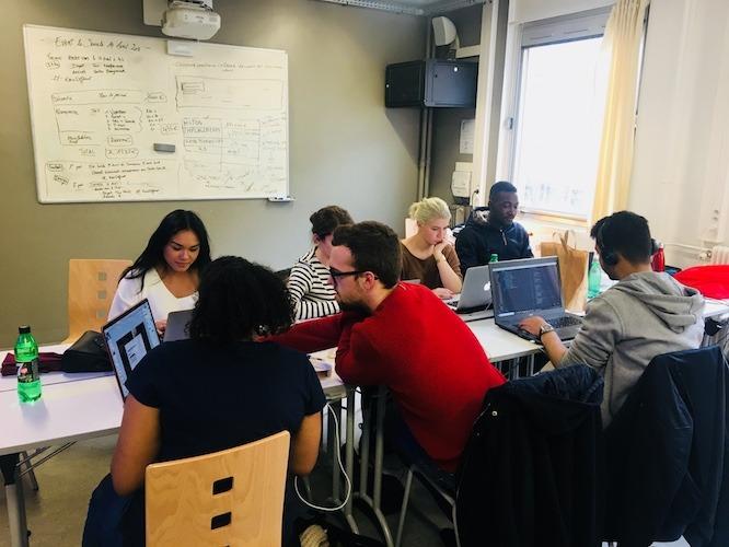 SUP'Internet - Un travail en petites classes