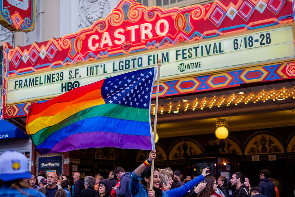 Castro Street Gay San Francisco