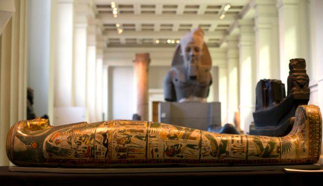 L'une des mommies du British Museum
