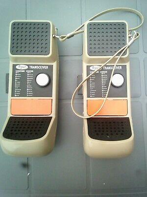 Un autre exemple de design créatif de talkie walkie