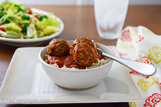 Spaghetti and Beetballs