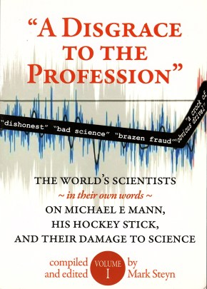 """Mark Steyn: """"A Disgrace to the Profession"""""""
